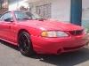 Foto Poderoso mustang cobra svt original 305 hp