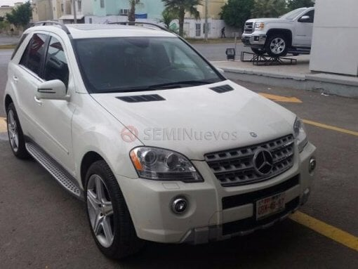 Foto Mercedes Benz ML-350 2011 74000