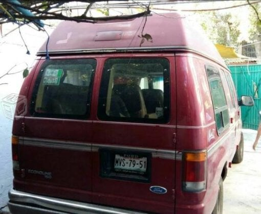 Foto Ford Modelo Econoline año 1994 en Tlalpan...