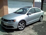 Foto Jetta A6 Style Active Std Gris Plata Metalico