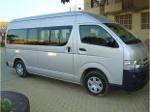 Foto Toyota mod 2009 para 15 pasajeros