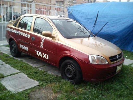 Foto Taxi d.f. corsa sedan 1.8lt en Alvaro...