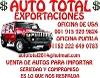 Foto Se venden autos y camionetas desde estados unidos