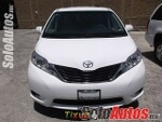 Foto Toyota sienna 5p 3.5 le at 2014