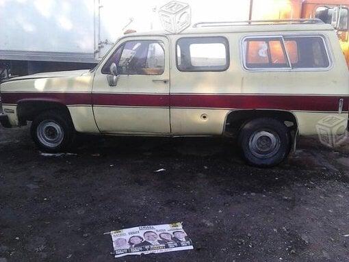 Foto Camioneta chevrolet cambio que ofreces en México
