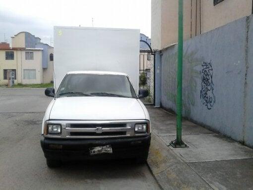 Foto Camioneta de carga s10 chevrolet