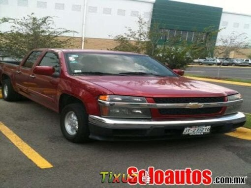 Foto Chevrolet colorado 4p pick up crew 4x2 2.8l a...