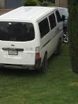Foto Nissan urvan larga 15 pasajeros en México