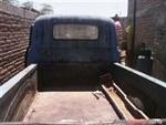 Foto Chevrolet chasis con motor y suspensión...