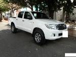 Foto Toyota hilux 4x4 2013