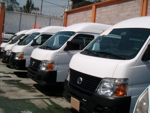 Foto Cargotec vende nissan urvan