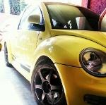 Foto Beetle amarillo, 98