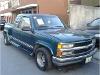 Foto Camioneta Silverado 1995, Cabina y media