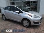 Foto Ford Fiesta 2014, Color Plata / Gris, Estado De...