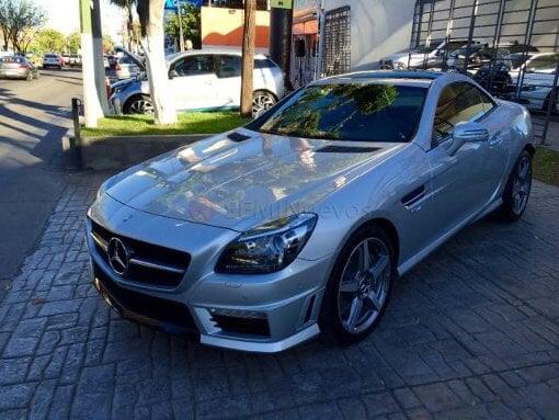 Foto Mercedes Benz Clase SLK 2013 2774
