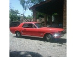 Foto Mustang 1965 Clasico