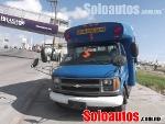 Foto Camiones y trailers chevrolet 2002