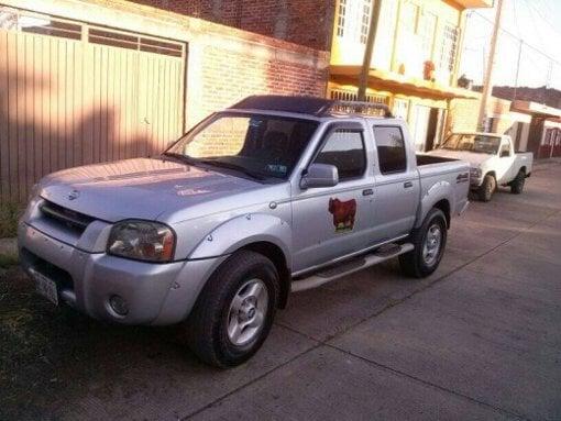 Foto En venta camioneta nissan frontier 4x4 cuatro...