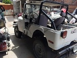 Foto Jeep Willys 4 x 4 1972