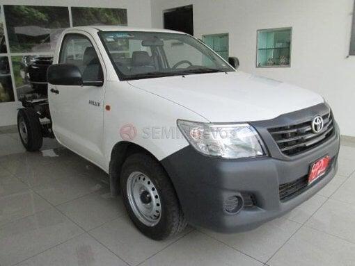 Foto Toyota Hilux 2015 3500