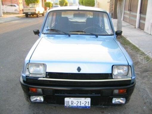 Foto Renault 5 mirage