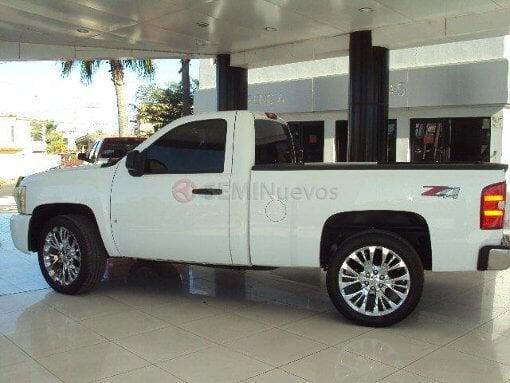 Foto Chevrolet Silverado 2008