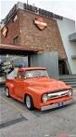 Foto Ford F100 Pickup 1956