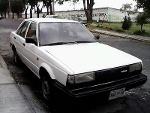 Foto Nissan Tsuru II Sedán 1989 coche