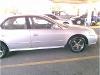 Foto Honda accord 2002 color plata perron para que...