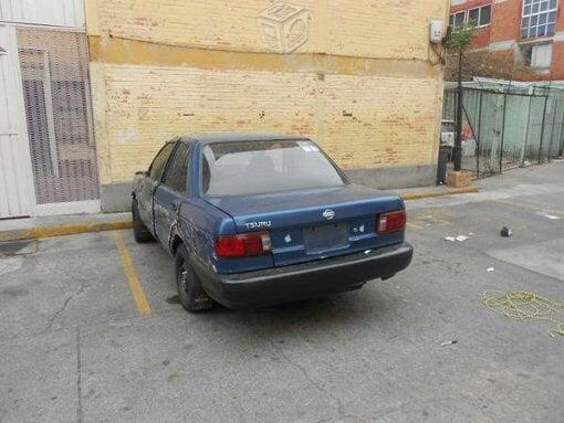 Foto Nissan Modelo Tsuru año 2002 en Iztacalco 800.000