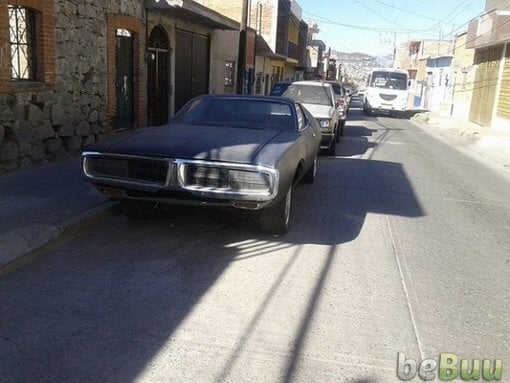 Foto 1971 Dodge Charger, Aguascalientes,