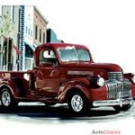 Foto Chevrolet Pickup 1942