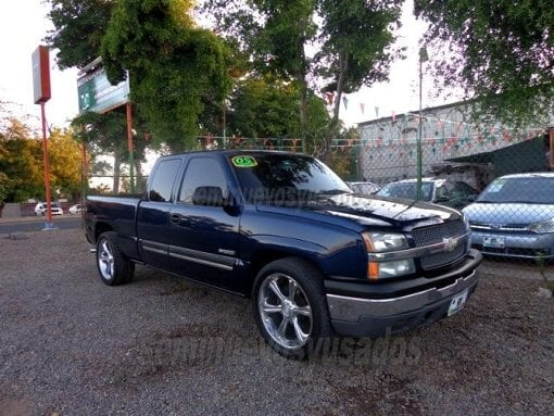 Foto Chevrolet Cheyenne LT 2005