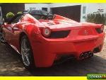 Foto Ferrari 458 Spider 458 SPYDER