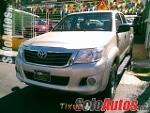 Foto Toyota hilux 5p 2.7 doble cabina base 2012