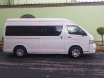 Foto Toyota hiace gl 15 pasajeros 2013 en Culiacán