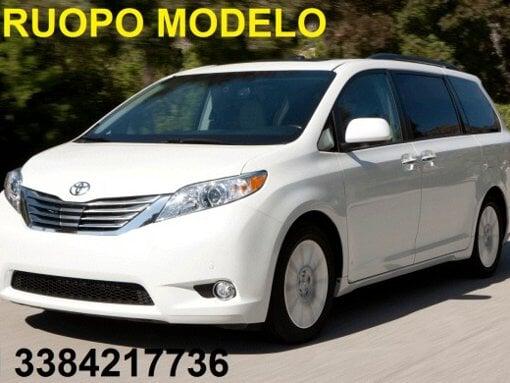 Foto Toyota sienna 3 filas 2013 piel equipada