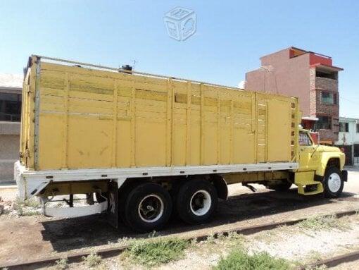 Foto Camion ford torton en México