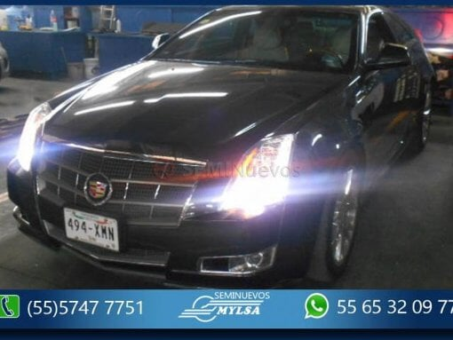 Foto Cadillac CTS Coupe 2011 30150