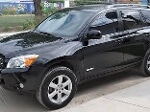 Foto Toyota RAV-4 Familiar 2008