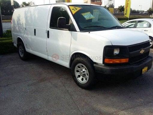 Foto Chevrolet Express Cargo Van 2012 52680