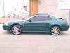 Foto Mustang 2001 vendo o cambio por focus, hiunday std