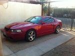 Foto Mustang GT 2000 cobra body kit 2004