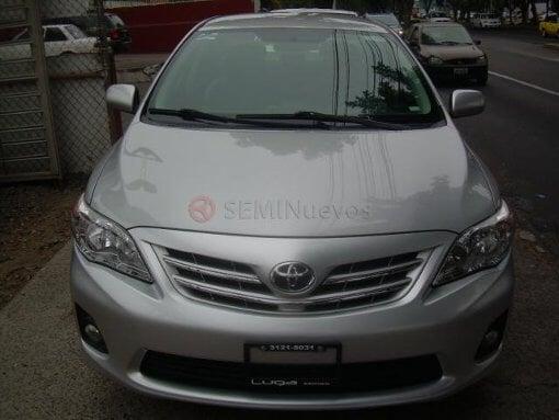 Foto Toyota Corolla 2013 30000