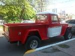 Foto Pick Up Jeep Willys 4x4 1961