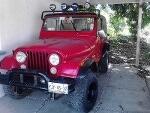 Foto Jeep CJ7 4 x 4 1982