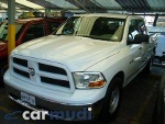 Foto Dodge Ram 1500 Pick Up 2010, Color Blanco,...