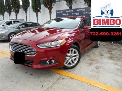 Foto Grupo bimbo vende ford fusion