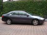 Foto Honda Accord Gris Oxford 2005