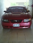 Foto Ford Mustang V6 2002